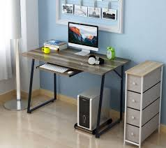 L Shaped Student Desk Desk Mini Corner Desk Modern Corner Computer Desk Black L Shaped
