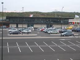 Car Park by File Car Park At Brive Vallée De La Dordogne Airport France Jpg
