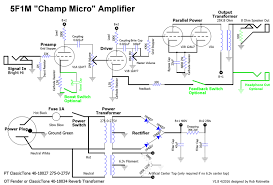 reverb tremolo schematic shows the worst case of no center taps
