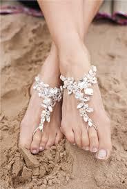 barefoot sandals wedding blush pink beaded wedding barefoot sandals country wedding