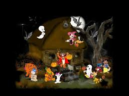 walt disney halloween wallpaper wallpapersafari