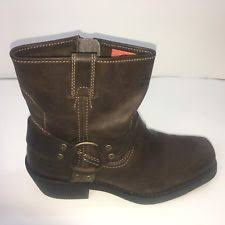 womens harley boots size 9 harley davidson s biker boots us size 9 ebay