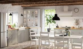 ikea kitchen cabinets gray lerhyttan deco contoured edge light gray ikea