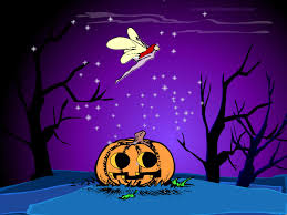 tinker bell halloween wallpaper