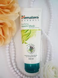 Masker Himalaya himalaya herbals purifying neem mask silver treasure on a