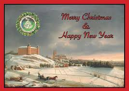 merry christmas 2014 and happy new year 2015 baltic university