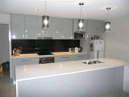 kitchen cabinet ikea smooth gray granite countertop simple black