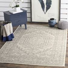 9 X 6 Area Rugs Amazon Com Safavieh Adirondack Collection Adr108b Ivory And