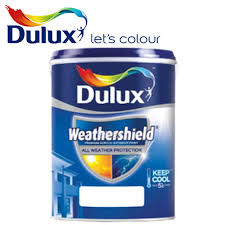 dulux paint weathershield 5l exterior paint 11street malaysia