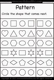 pattern math worksheets preschool cute of this fun math worksheet worksheets for preschoolers