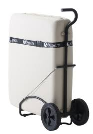 massage table cart for stairs table carry cart