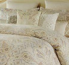Tan Duvet Cover King Nicole Miller King Cal King Duvet Cover Set Orante Paisley