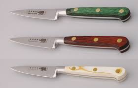 French Kitchen Knives 3 In 8 Cm Paring Knife With Color Choice Great French Knives