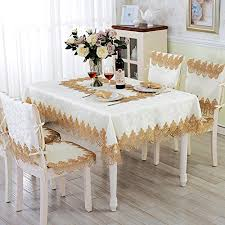 round table cloth covers pastoral european lace cover fabric chair covers a see this