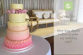 wedding cake order how should i allow to order my wedding cake thedandelionbakery