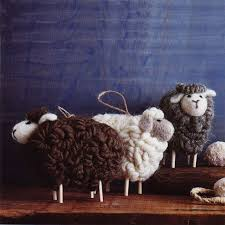 curly sheep ornament ornament and animal