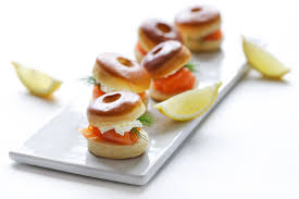 canapes for canape catering penniblack