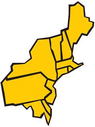 Blank Northeast Map by Alfa Img Showing U003e Blank Northeastern Map