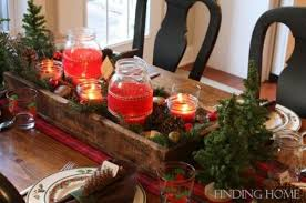 mesmerizing rustic christmas table centerpieces 12 for your trends