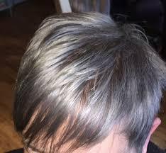 hoghtlighting hair with gray 14 best silver grey hair colour images on pinterest gray hair