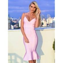 popular pink stretch dress buy cheap pink stretch dress lots from