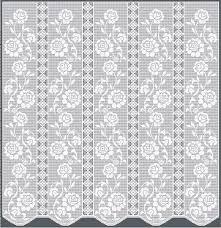 filet crochet designs filet crochet pattern ref no rkv63 3