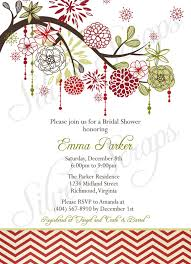 christmas lunch invitation items similar to flowering tree custom digital christmas