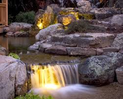 best submersible pond lights 12 best pond lighting images on pinterest garden ideas backyard
