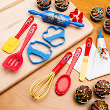 Baking Whisk by Paw Patrol Kids Baking Sets For Sale Chase 2pc Zak Zak Designs