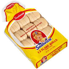 sunbeam brown n serve flake rolls 12 ct 10 oz walmart
