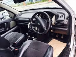 land rover freelander 2 0 td4 freestyle hardback diesel manual