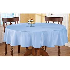 collections etc basic 70 inch tablecloth walmart