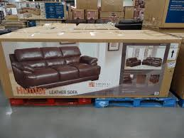 sofa leather sofas costco room design decor simple on leather