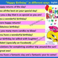 ways to say happy birthday duashadi