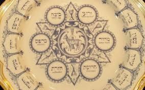 buy seder plate buy joan rivers seder plate for only 5 000 the times of israel