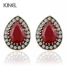 designer fashion sale indian jewelry 2016 designer fashion ruby earrings for water