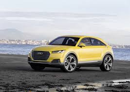 Audi Q5 Off Road - ttrio audi tt coupe offroad and sportback joined in awesome