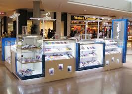modern design cell phone display mobile phone shop