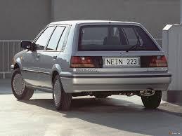 nissan sunny 2002 sunny 5 door hatchback n13 1986 u201390 wallpapers