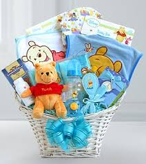 winnie the pooh easter basket winnie the pooh welcome baby girl basket h171 gifts