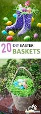 Easter Decorations For Less by Best 25 Homemade Easter Baskets Ideas On Pinterest Diy Gifts