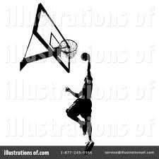 basketball clipart 93935 illustration by arena creative