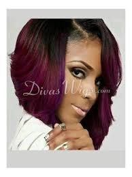 pictures of ombre hair on bob length haur custom dark wine ombre full lace human hair bob sc823 home