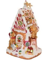 amazing deal fitz and floyd white house gingerbread