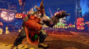 street fighter v u0027s halloween update is coming on sept 26 dot