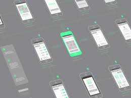 wireframe kit for iphone 6 sketch resource for sketch image zoom