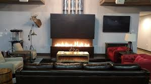single sided gas fireplaces acucraft