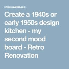 50s Design Best 25 1950s Design Ideas On Pinterest 1950s 1950s Interior