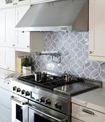 Ann Sacks Kitchen Backsplash by Home Design Brown Glass Tile Backsplash Kitchen Island Grey