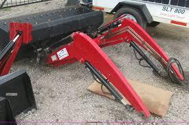massey ferguson dl120 compact front end loader item l6342